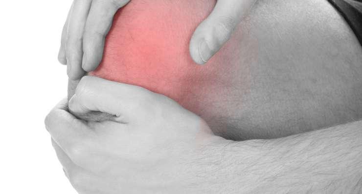 Болка в коляното